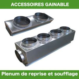Plenums pour SEZ-M35/50-CD MITSUBISHI ELECTRIC