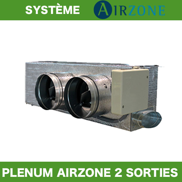 Climatisation Mono-Split Taille S AIRZONE