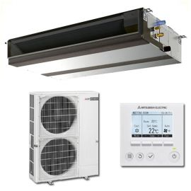 Climatiseur Gainable PEAD-M100JA / PUHZ-SHW112VHA MITSUBISHI ELECTRIC